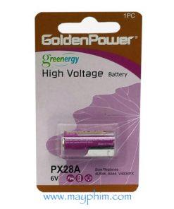 Pin 4LR44 - Golden Power