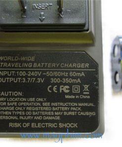 Pin CR-P2 - Loại Sạc Được