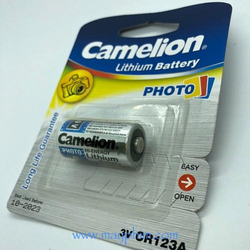 Pin CR123A - Camelion