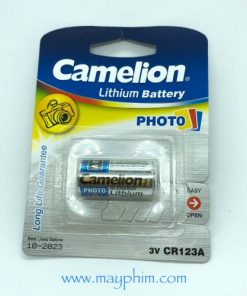 Pin CR123A - Camelion
