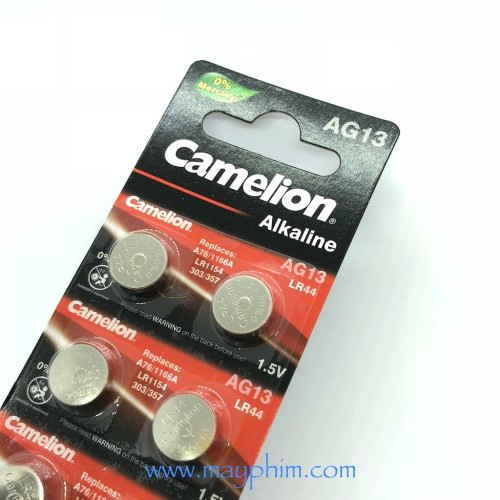 Pin LR44 - Camelion