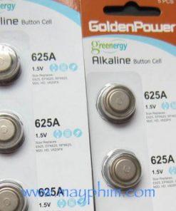 Pin PX625 - Golden Power
